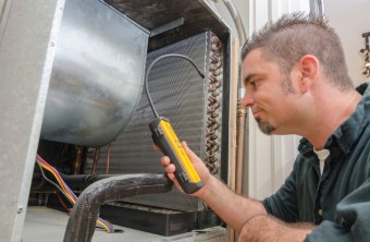 4 Problems That Create Air Conditioner Leaks