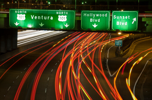Freeway Driving - California Driver License