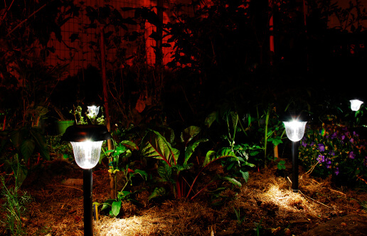 Savvy Reasons to Light Up Your Landscape - Garden Solar Lights