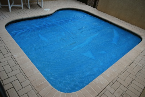 Save Water at Home- Top 8 Changes to Make - Pool Cover