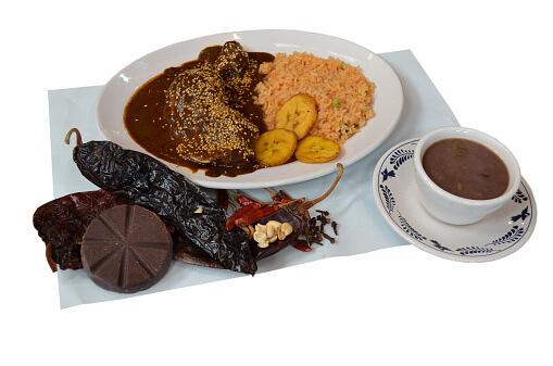 Traditional Cinco de Mayo Foods - Mole Poblano
