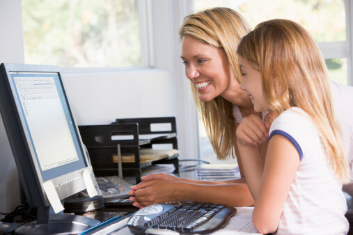 What to Do for Take Your Child to Work Day if You Work at Home