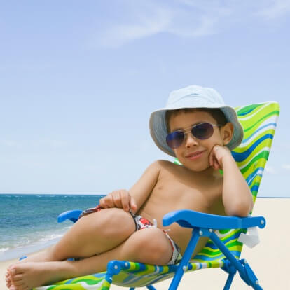 6 Easy Ways to Protect Your Child's Vision