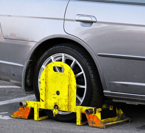 how to get your car back after it has been impounded