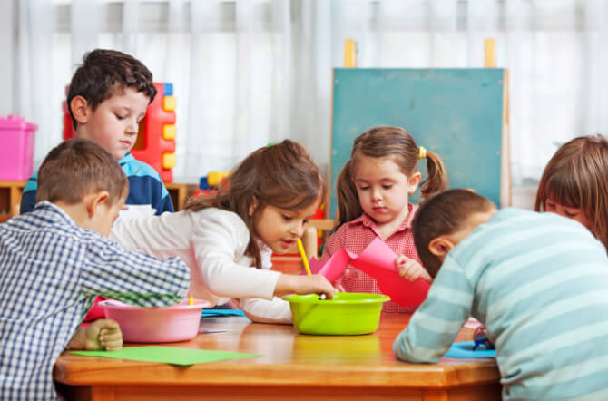 Kindergarten Requirements for the State of Oregon