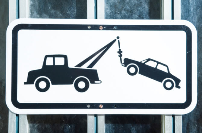 What to Do if Your Car Is Towed in Houston