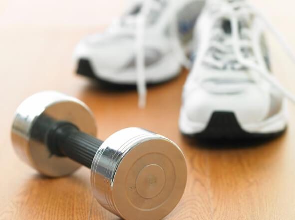 exercise: secret weapon against monday morning blues