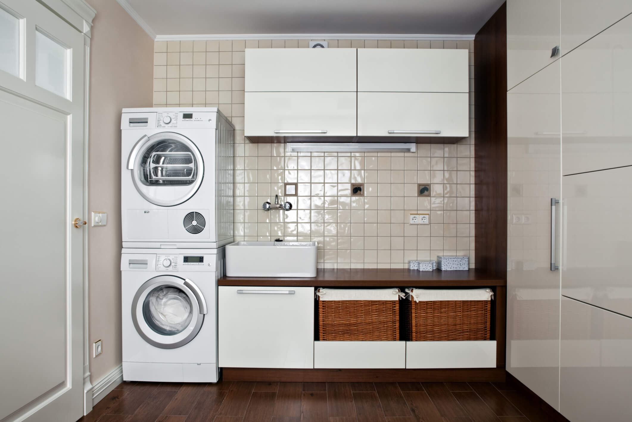 should you get a stackable washer dryer combo