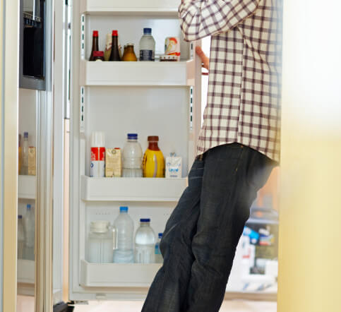 top 7 reasons your fridge makes a leaky mess