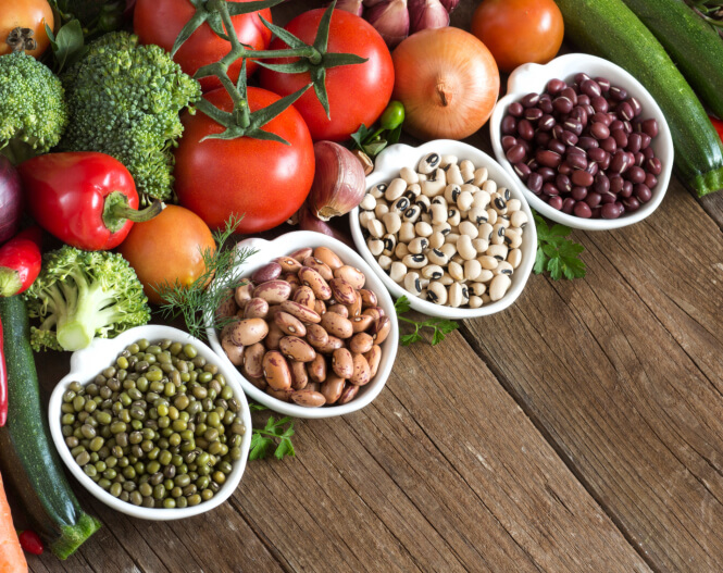the vegan challenge: how to get enough protein