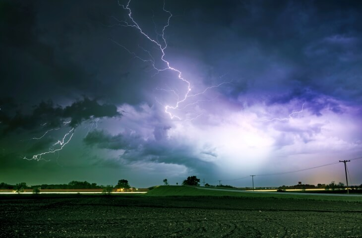 top 2 electrical issues following a severe storm