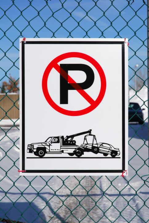 what to do if your car is towed in philadelphia