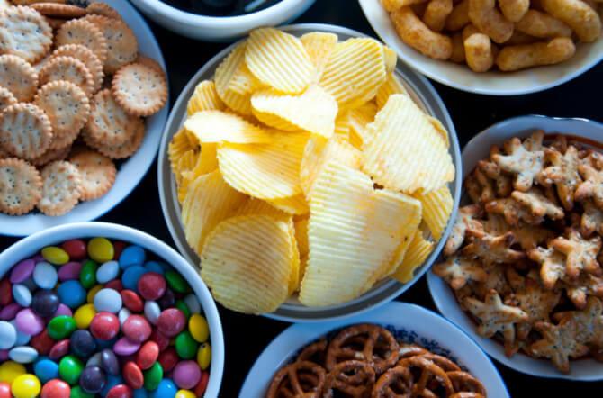 25 foods that fail the vegan test