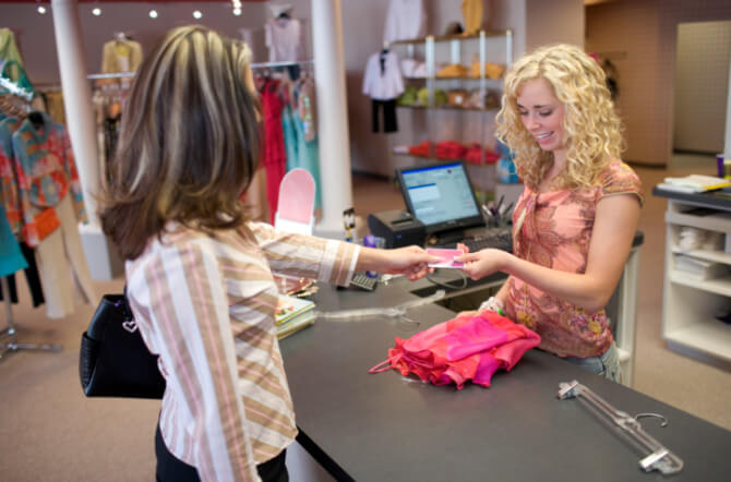 How Will Having a Security Chip Credit Card in Your Wallet Change the Way You Shop?