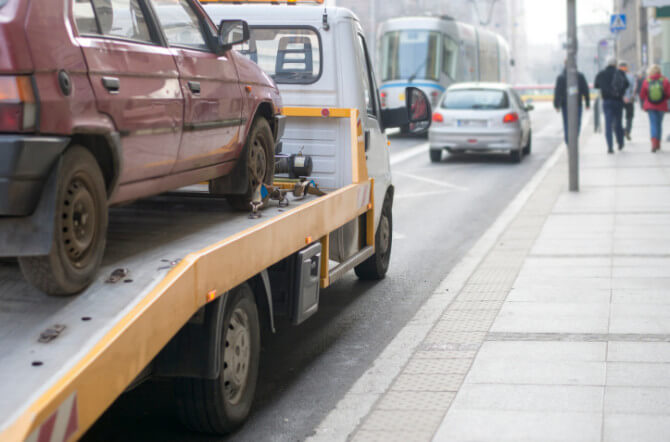 What to Do if Your Car is Towed in St. Louis