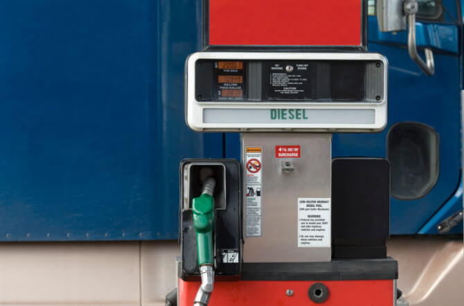 Clean Diesel Fuel: Pros, Cons and Cautions