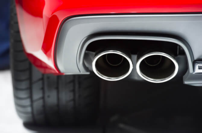How Computers and Chips Control Your Car's Emissions
