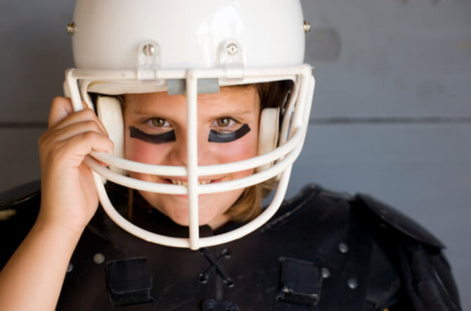 Top 5 Ways Kids Can Avoid Concussions in Contact Sports