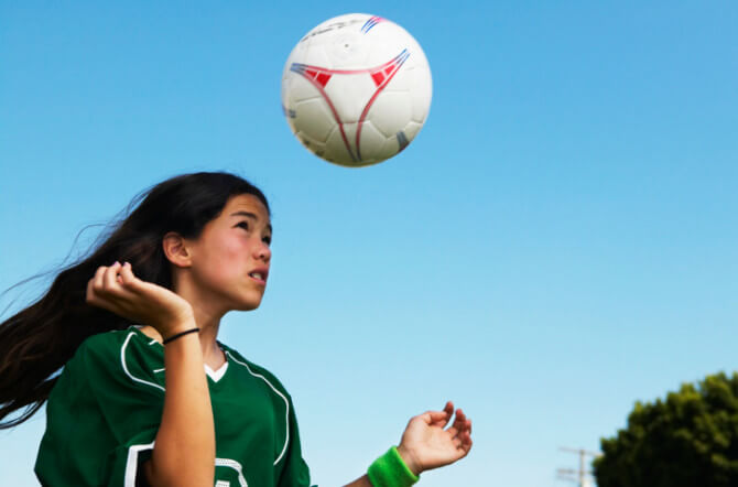 What Are the Riskiest Kids' Sports for Head Injuries?