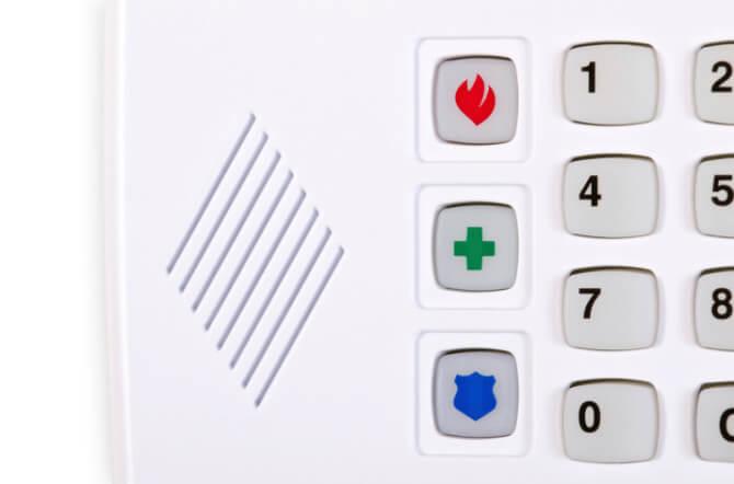 Wireless Door Sensor Alarms for Overhead Garage Doors