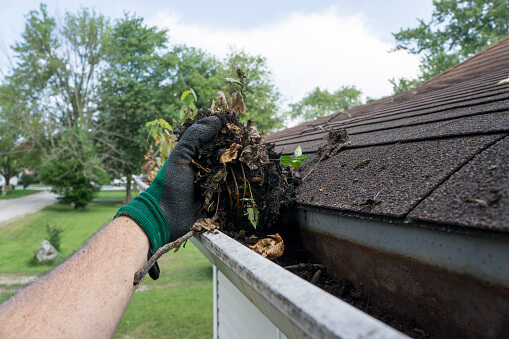 8 Signs that Your Gutters Are Leaking