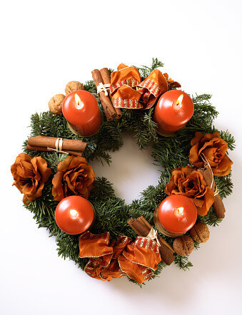 Celebrate the Season with Advent Wreaths