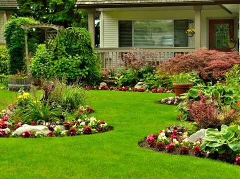 Landscaping to Keep Your Foundation Dry