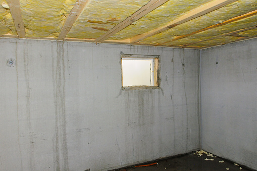 What to Do When Your Basement Is Leaking