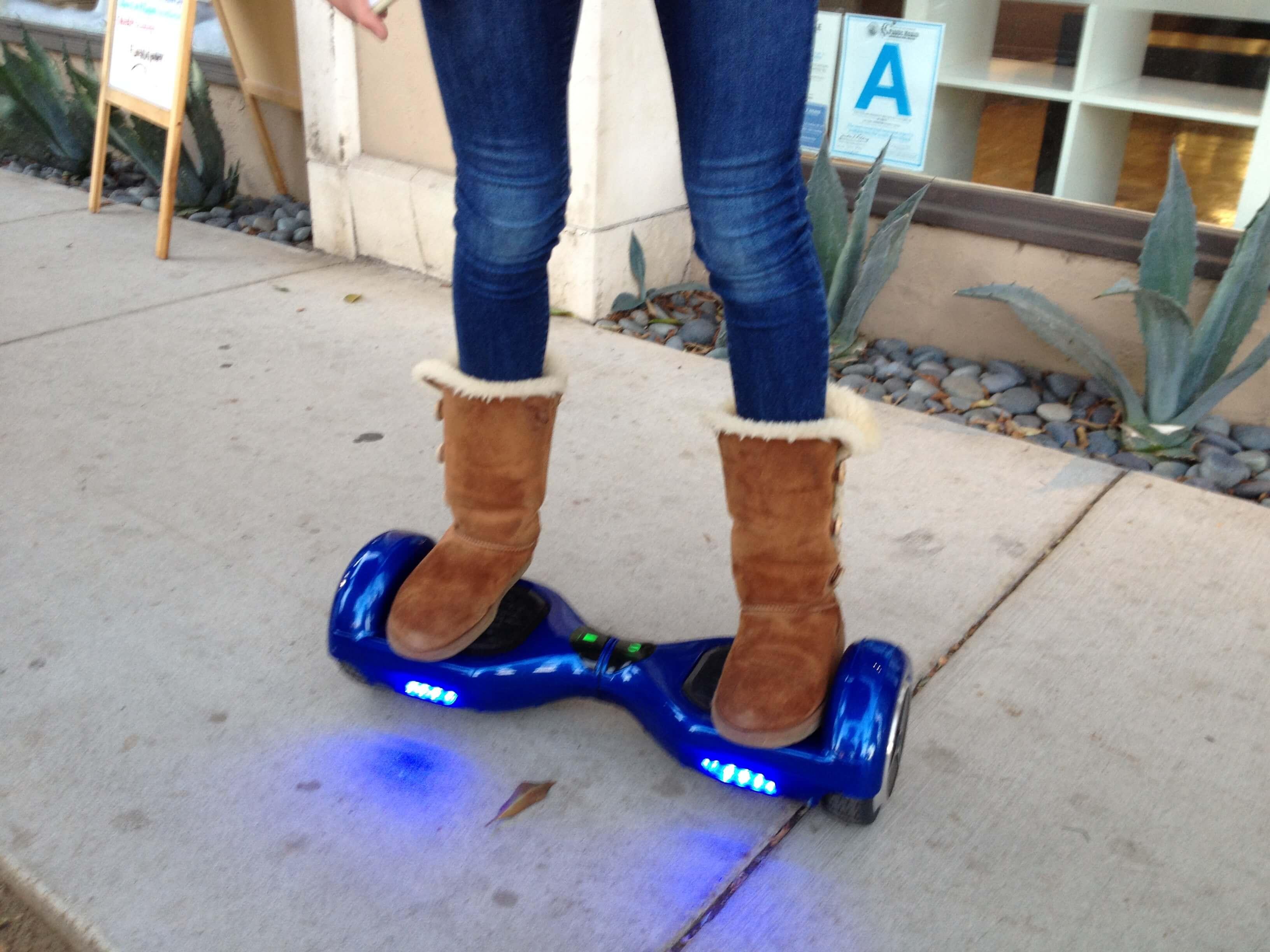 Hoverboard Safety for Kids