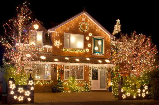 what kinds of christmas decorating services are available