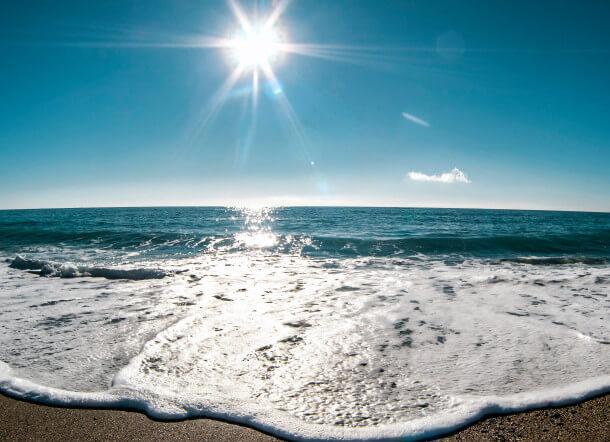 Beach Bound - Beware of Sun, Wind Burns