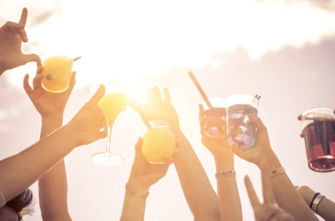 Drink Smart- 15 Spring Break Dos Donts
