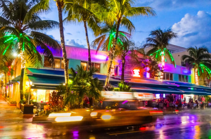 Florida-6 Super Spring Break Destinations